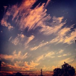 Windy Clouds