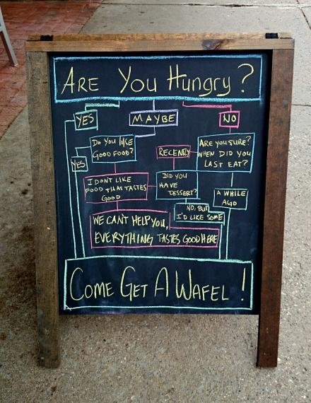 Ann Arbor Waffle