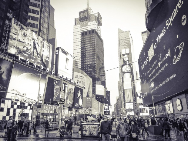 Times Square Daytime