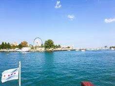0916 Architectural Tour, Lake Michigan