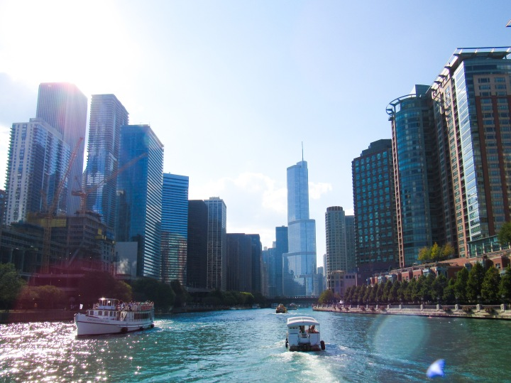 芝加哥之五:幻燈片