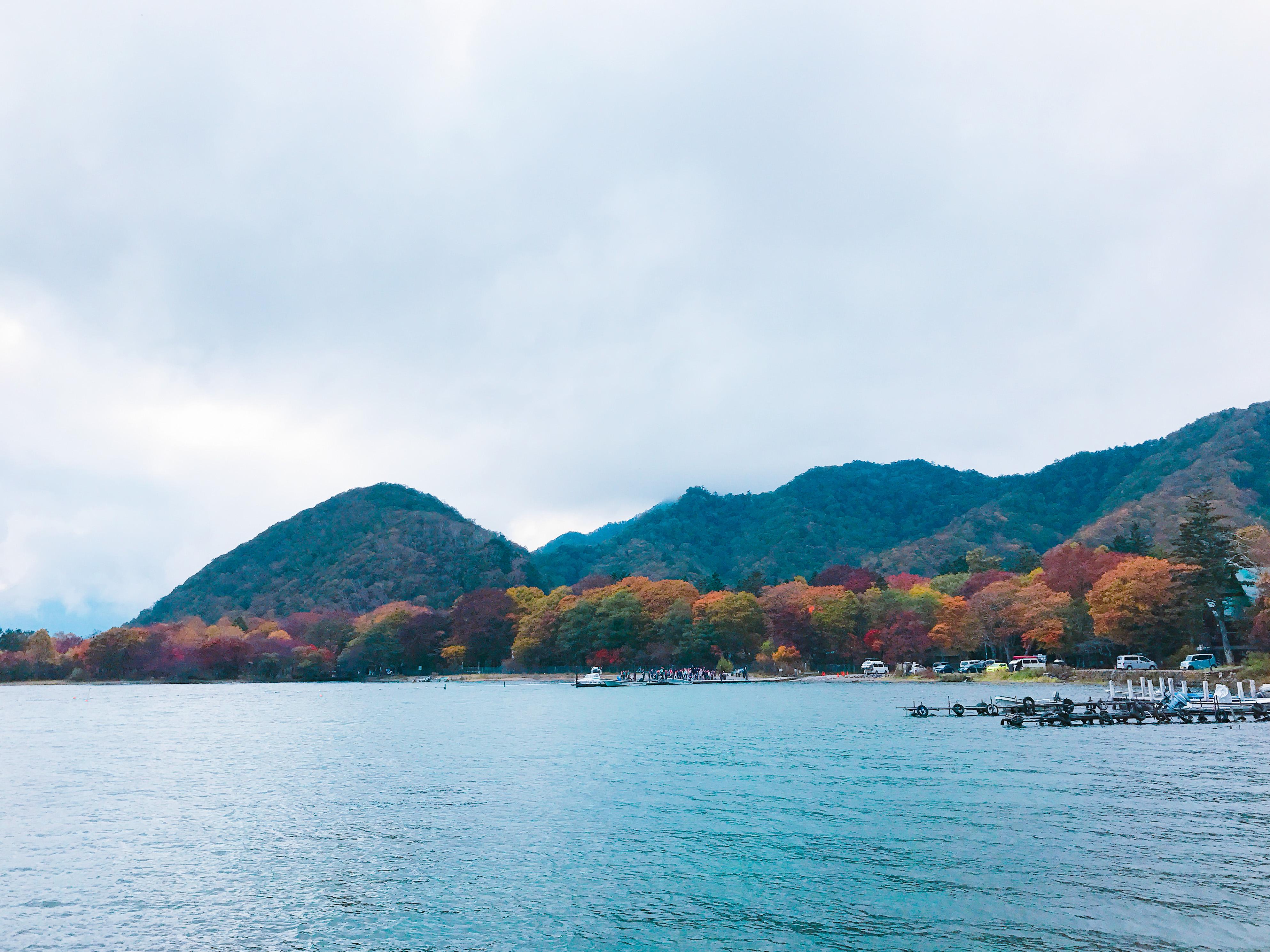 1018 日光中禪寺湖