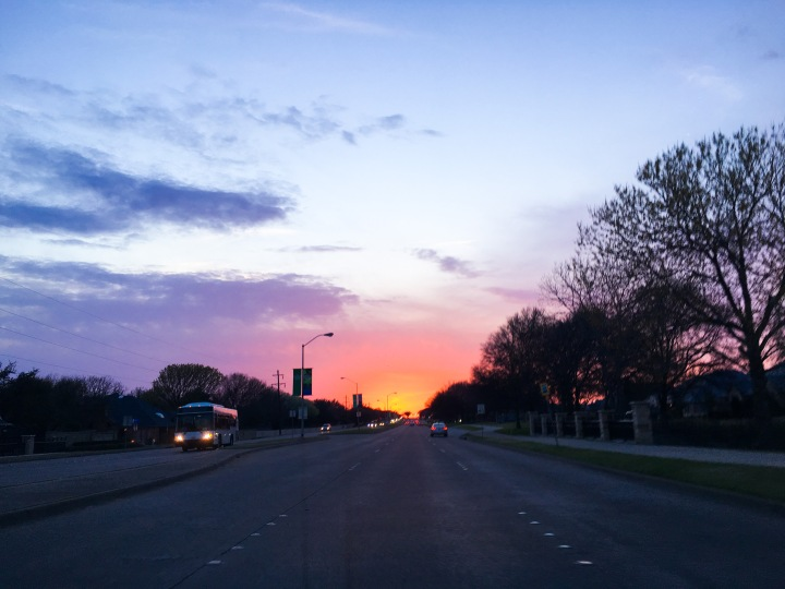 Richardson Sunset